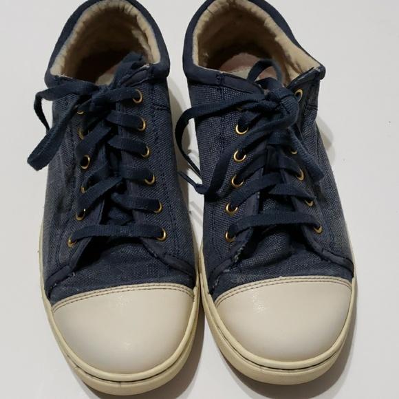 1e964bc1b1d UGG Taya Canvas Sneakers